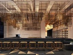 Interior   钉子熊猫餐厅