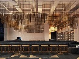 Interior | 钉子熊猫餐厅