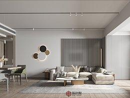 Modern style | 生活的纯净居所