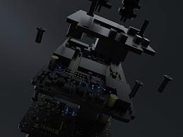 三维智能物流丨Benewake 智能避障 产品演绎