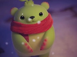 【萌芽熊】下雪篇