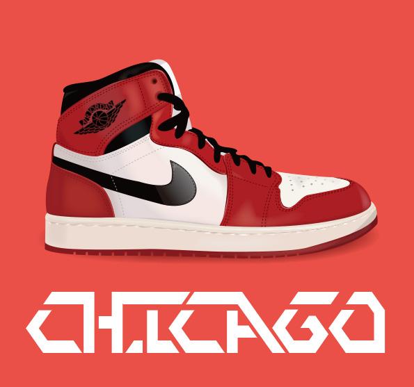 aj1芝加哥鞋带系法_aj4鞋带_aj6鞋带穿法图解-九九网