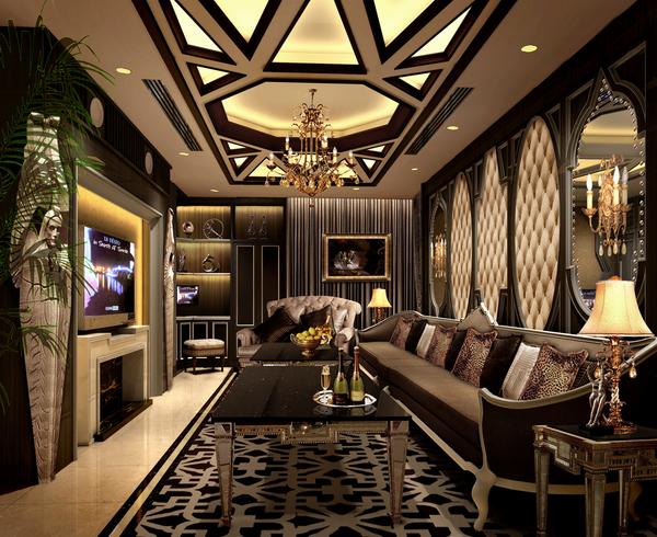 汉中ktv装修设计公司《星座量贩ktv设计》|室内设计