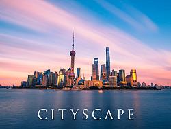 最近的城市风光摄影作品