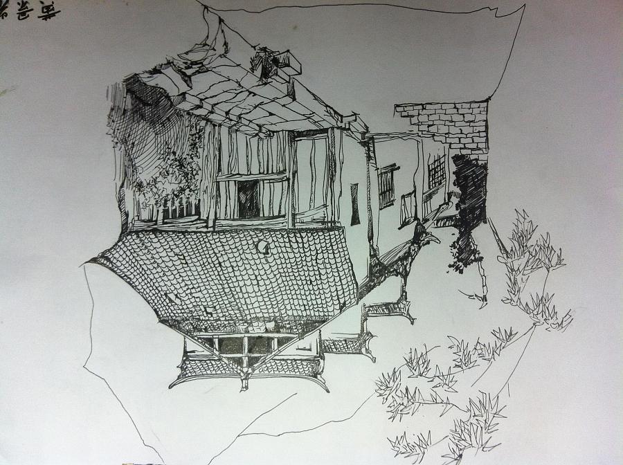 风景和室内手绘|文案/策划|其他|景辉记