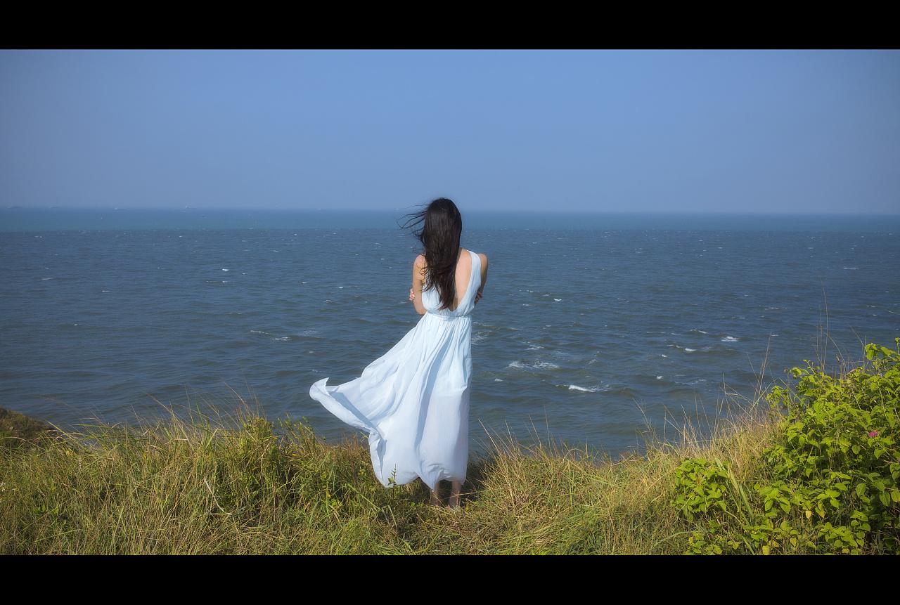 孤岛|摄影|人像|时光集 - 原创作品 - 站酷 (zcool)