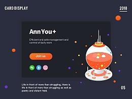 ANN  YOU +   插画