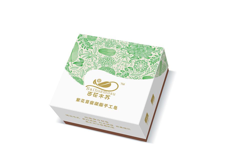 香皂包装设计赏析