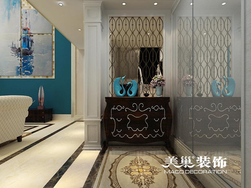 美巢装修:厨房楼梯装饰462平-喜欢新城v厨房区联盟和厕所一起怎么装修设计图片