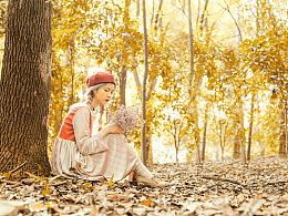 活在photoshop的秋天里