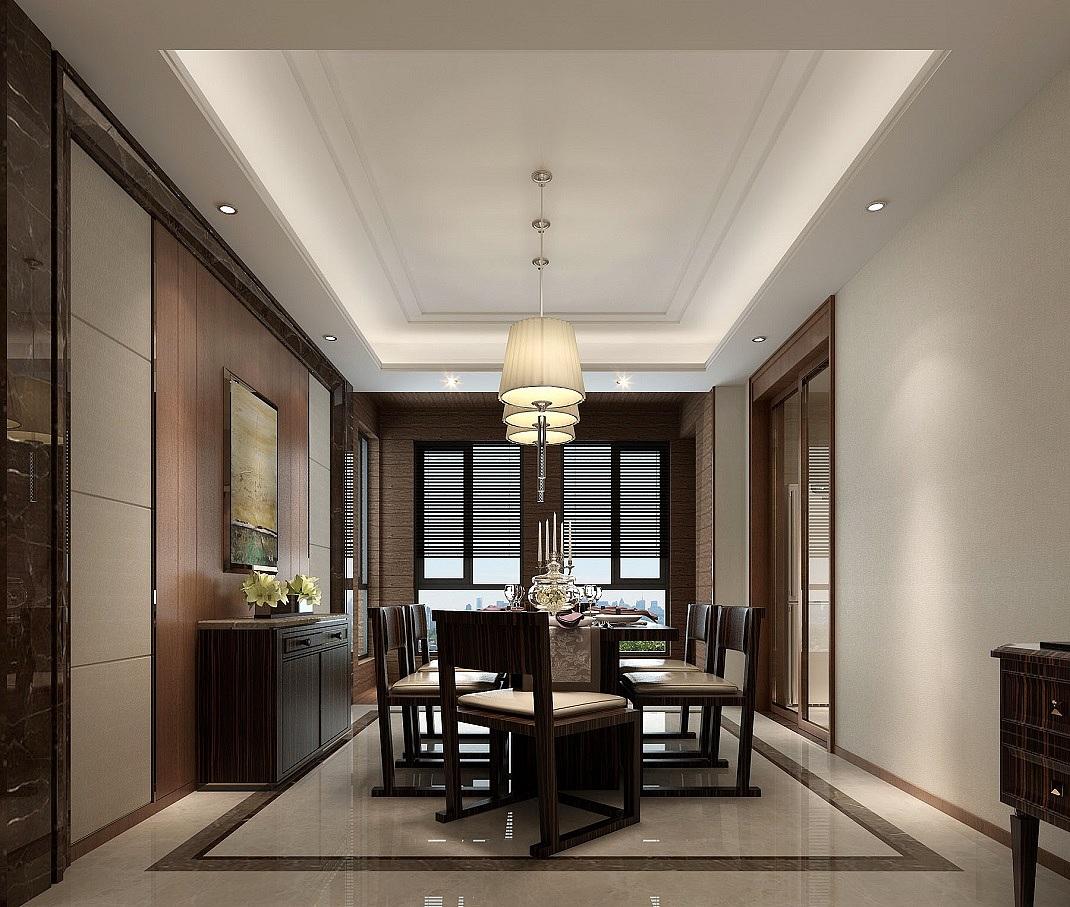 海马公园200平米港式风格装修设计效果图|空间|室内图片