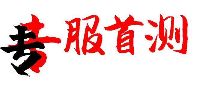 【专】字是用笔画拼成的,没有在上面加笔触.-专服首测