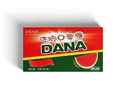 "DANA""口香糖"""