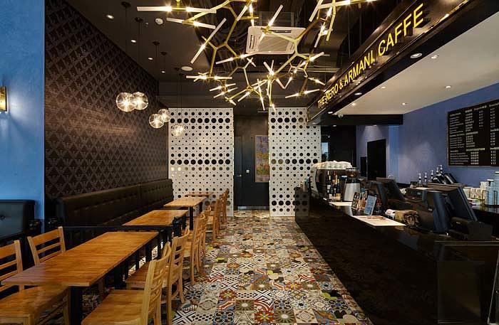 《么么咖啡厅设计》-德阳咖啡厅装修|德阳咖啡厅设计中国50年代的家具设计图片