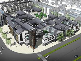 南捕厅历史文化街区改造设计