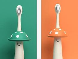 儿童牙刷 Children's Toothbrush
