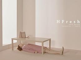 HFresh 2019spring-不修片系列