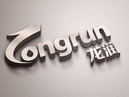 龙润润滑油—— logo设计、VI设计、画册设计