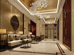 藏式文化酒店设计  专业酒店设计公司  新东家设计机构