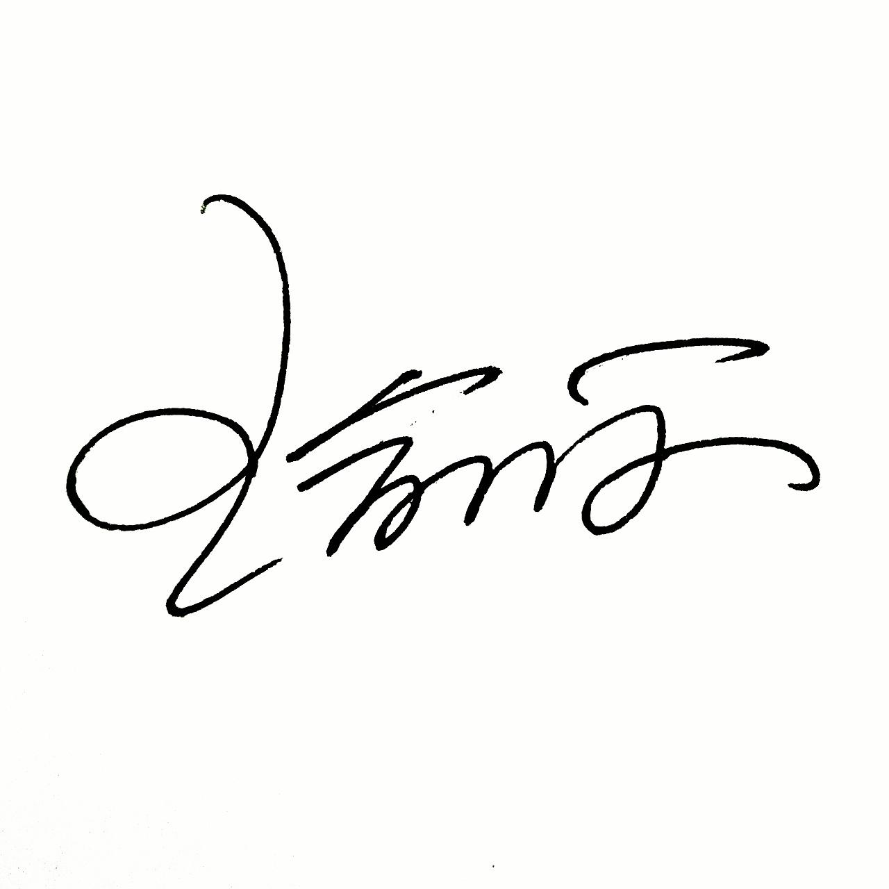 签名设计,艺术签名图片