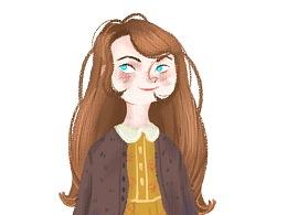 Taryn Knight 纳尼亚传奇主角临摹