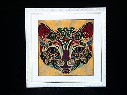 盘金毯-《富贵猫》