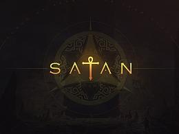 《SATAN》游戏界面设计