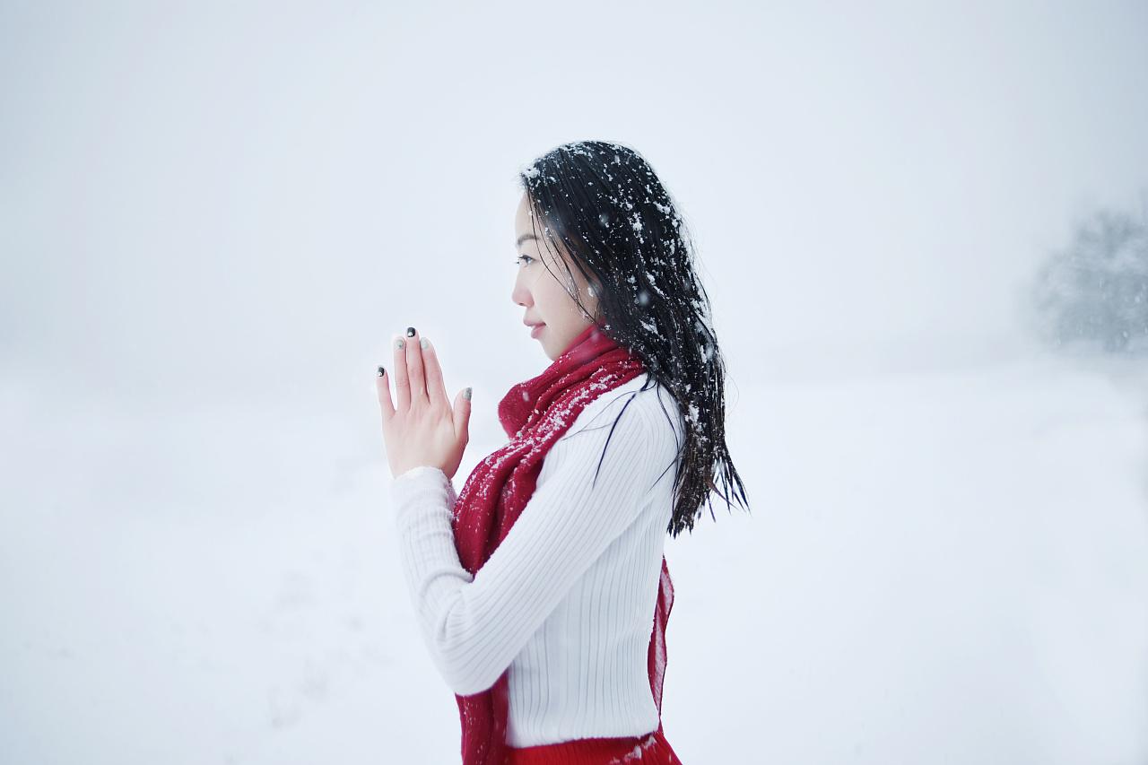 best小霞 雪景