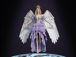 马卡龙梦境天使