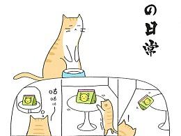 猫の日常-第二弹
