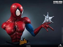 Queen Studios 首款漫画版蜘蛛侠官图