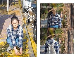 秋日午后——日系人物写真《矫情》