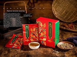 藏区特产拍摄