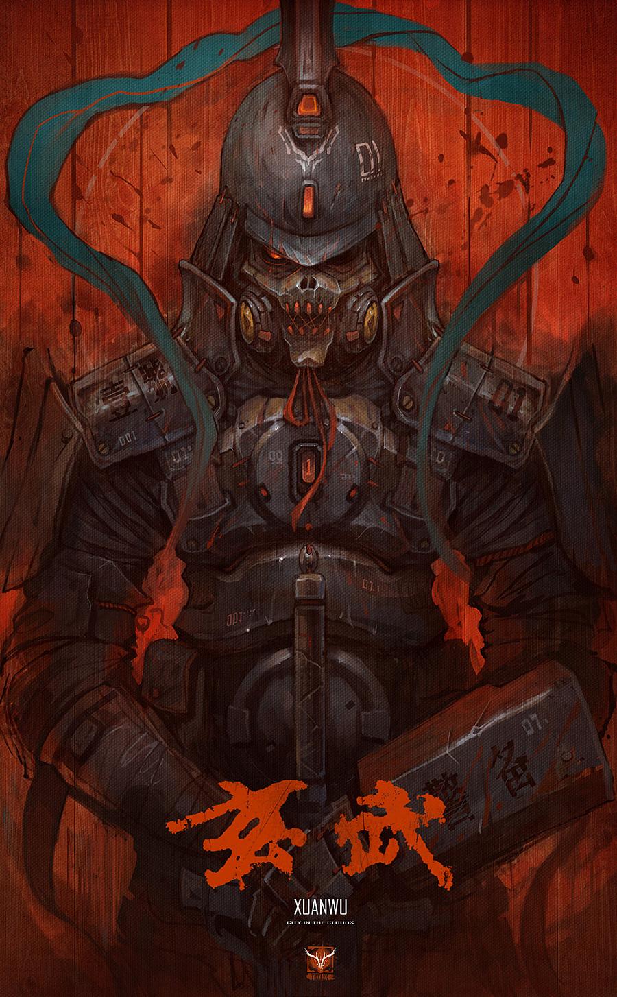 查看《出云志-殇之玄武》原图,原图尺寸:1000x1616