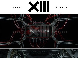 XIII VISION-XIII PRODUCE LIVE VISUALS