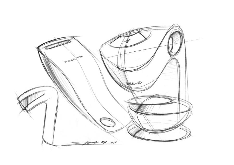 2016产品设计手绘