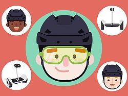 动画便利店XSEGWAY miniLITE -《儿童平衡车指导指南》