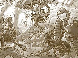 空想宇宙生物百科:斑斑猴