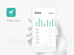 Trajectory app design
