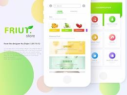 Fruit application project