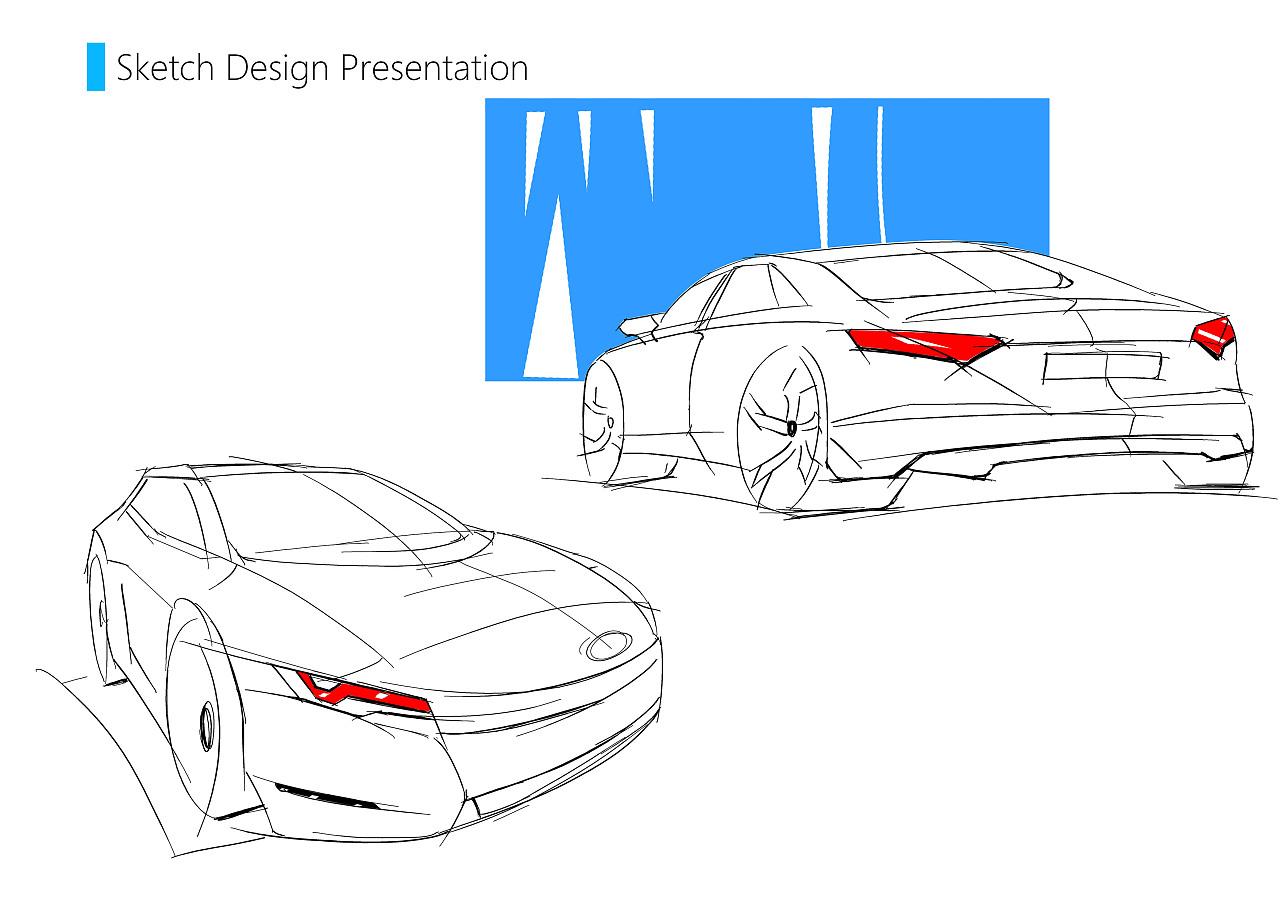 产品设计手绘表达