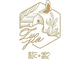 柞家logo