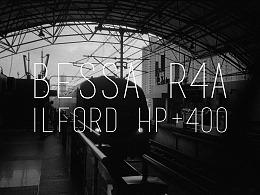 新入手福伦达Bessa R4A+ILFORD HP+