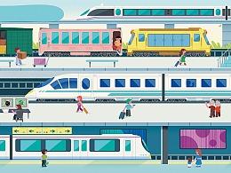 乐乐趣-科普绘本《好酷的交通工具》