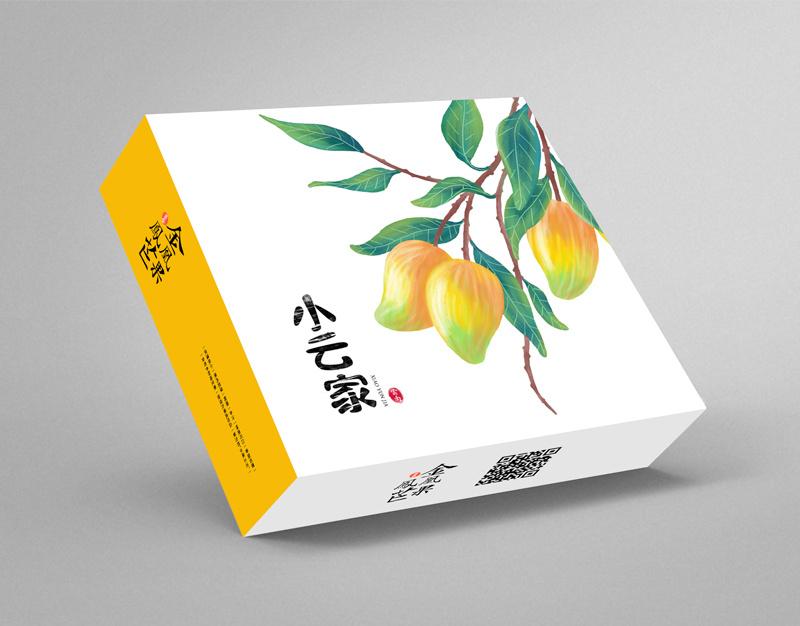 手绘包装 平面 包装 姜小姜poing - 原创作品 - 站酷