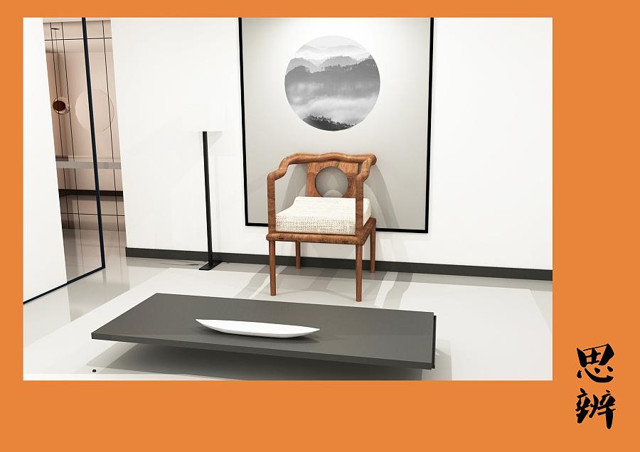 华笔奖新中式家具设计v作品作品|家具|工业/产名牌家具十大南康图片