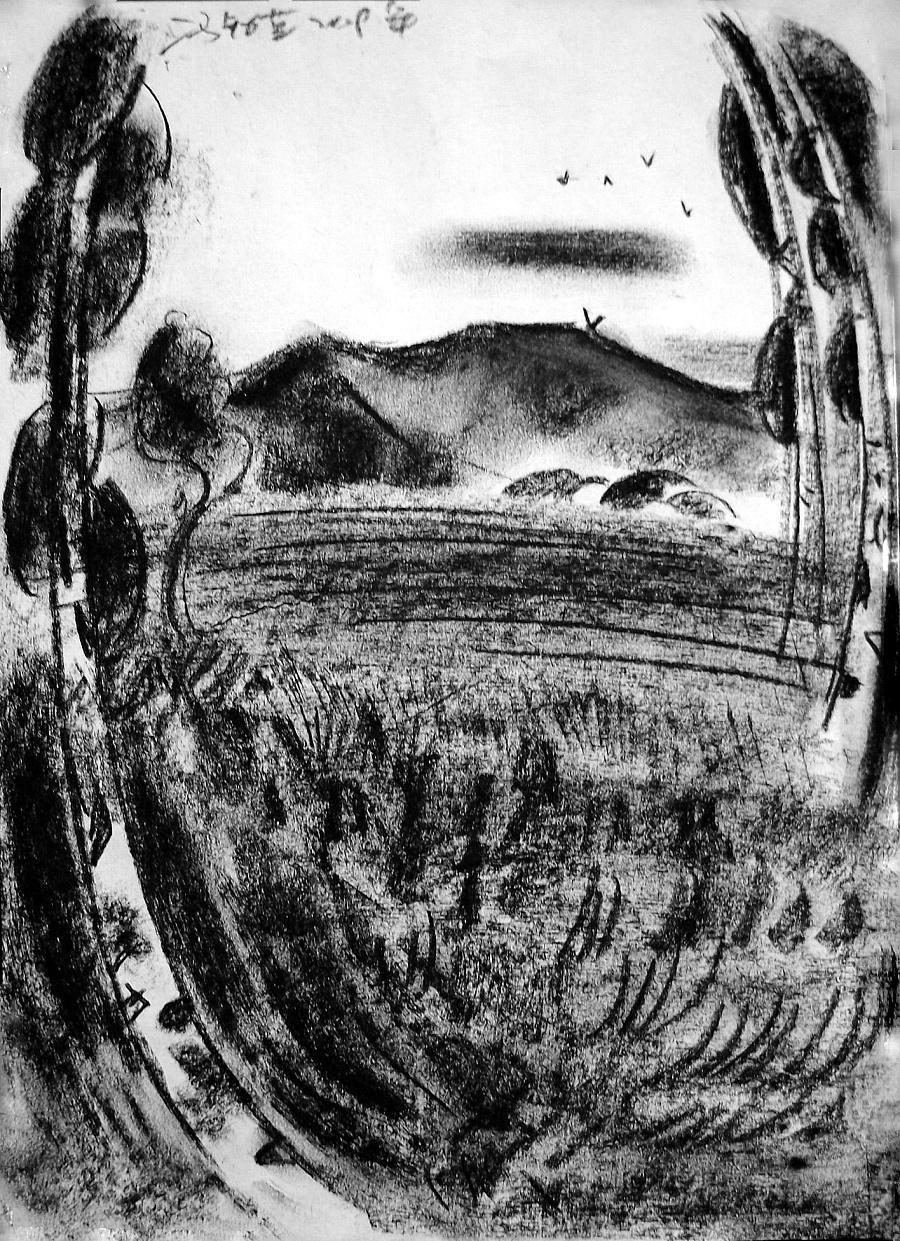 查看《09年《北方·青鸟集》作品选——零九年黑色的夏天》原图,原图尺寸:1416x1952