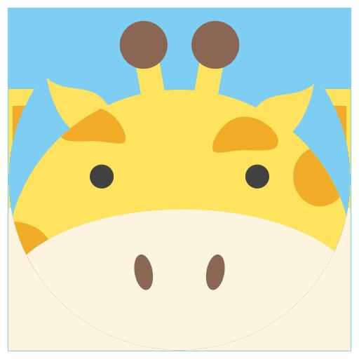 小动物头像