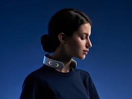 网易智造EMS颈椎按摩仪
