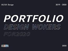 2019-2020作品集